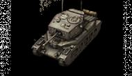 Обзор премиумного британского среднего танка Matilda Black Prince