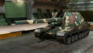 Bat-Chatillon-155 Шкурки для World of Tanks