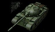 Обзор среднего китайского танка 9 уровня WZ-120.