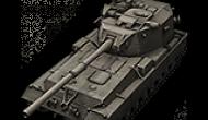 Превью танка FV215b(183)