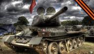 Праздничный обзор ко дню защитника отечества, советского среднего танка Т-34-85