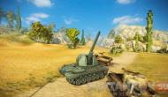Артиллерия в 0.8.6 Танки