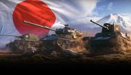 WoT Blitz - Скриншоты японских танков Новости