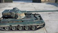 Официальные рендеры AMX 13 105 Новости
