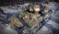 WoT Blitz - AC 1 Sentinel в Премиум магазине Новости