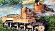 Т-24, первый советский танк