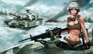 Жизнь танкиста - пилотный выпуск Юмор