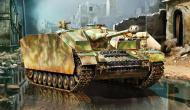 Сравнение StuG IV и StuG III Ausf. G