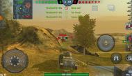 Мод Тундра (убирание листвы) для World of Tanks Blitz Запрещенные моды