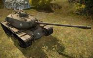 Американский тяжелый танк Т110E5