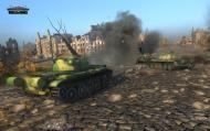 Китайская ветка танков