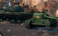 китайские танки когда обновление world of tanks 0.8.2