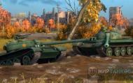 китайские танки когда обновление мир танков 0.8.2
