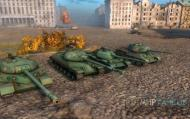 китайская ветка танков обновление мир танков 0.8.2