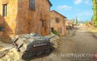 Первые скриншоты E-25 World of Tanks Танки