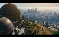 вид на город в GTA5