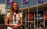 Ольга Сергеевна ведущая новостей Wargaming TV
