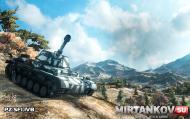 Новые скриншоты артиллерии из обновления World of Tanks 0.8.6 Новости
