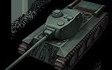 Обзор премиумного французского танка FCM 50 t