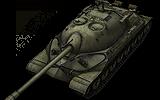 Обзор советского тяжелого танка 10 уровня ИС-7