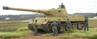 Обзор премиумного немецкого танка Lowe