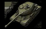 Обзор советского тяжелого танка 9 уровня СТ-1.