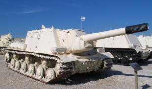Обзор ИСУ-152