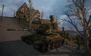Обзор Т-34