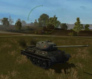 Обзор Т-43