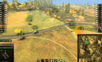 Отдаление камеры или Zoom mod для World of Tanks Зум