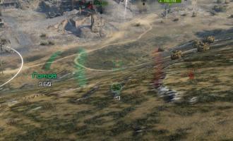 Прицел Jimbo ZX для World of Tanks Прицелы