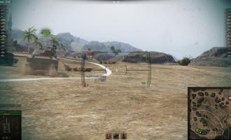 Прицел Фаталити для World of Tanks Прицелы