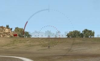 ServerAim - быстрое включение серверного прицела для World of Tanks Разные моды