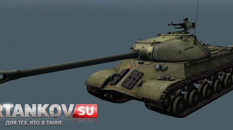 Новые модели ИС-3 и Panzer V/IV в обновлении World of Tanks 0.8.9 Новости