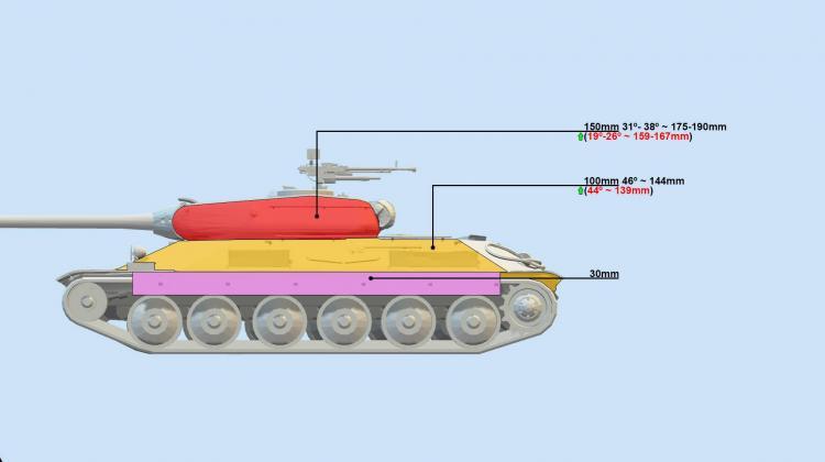 Изменение брони КВ-5 и ИС-6 в 0.9.13 Новости