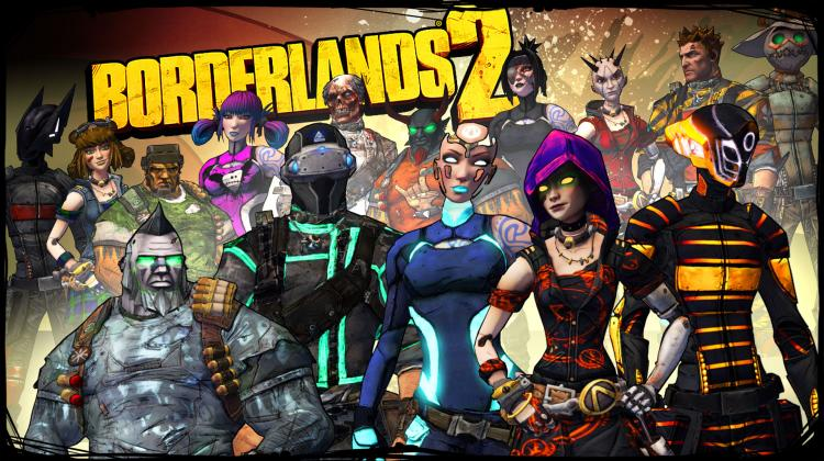 Озвучка из игры Borderlands 2 для World of Tanks Озвучка