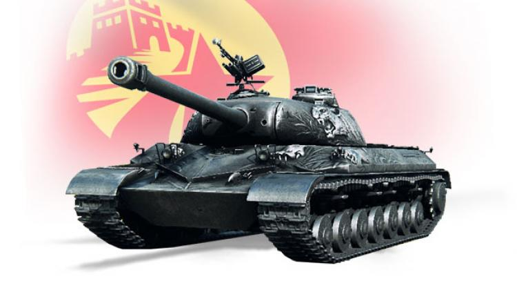 Новый танк - WZ-111 Alpine Tiger Новости
