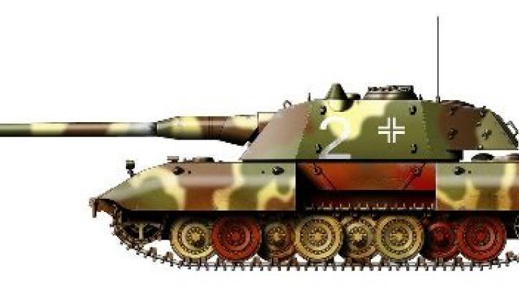 Новый танк Германии - E-90 в World of Tanks Новости