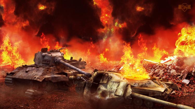 Лучшие танки для нагиба в World of Tanks Новичкам