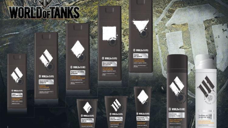 Шампунь World of Tanks ннада? Новости