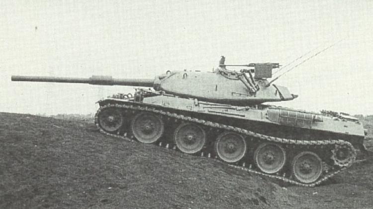 Топовый японский танк STB-1 - анализ и ТТХ Видео