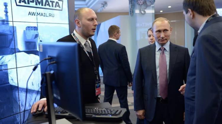 Путин похвалил AW Новости