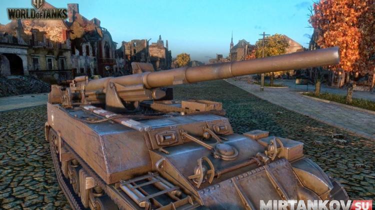 Первые скриншоты HD-танков в World of Tanks Новости