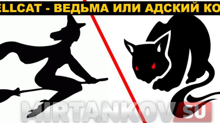 Hellcat - ведьма или адский кот? Вопросы и ответы