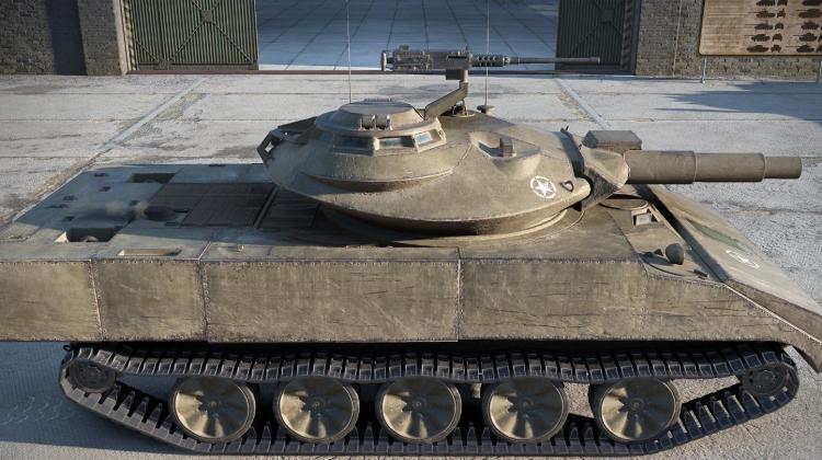 Новый танк - XM551 Sheridan Новости