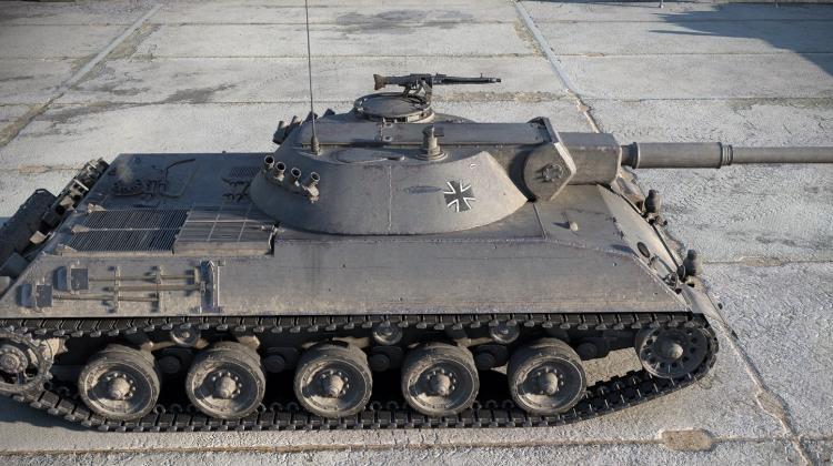 Новый танк - Rheinmetall Panzerwagen Новости