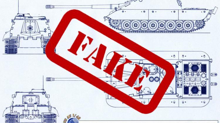 Kampfwagenvernichter Krokodil - Фейк Новости