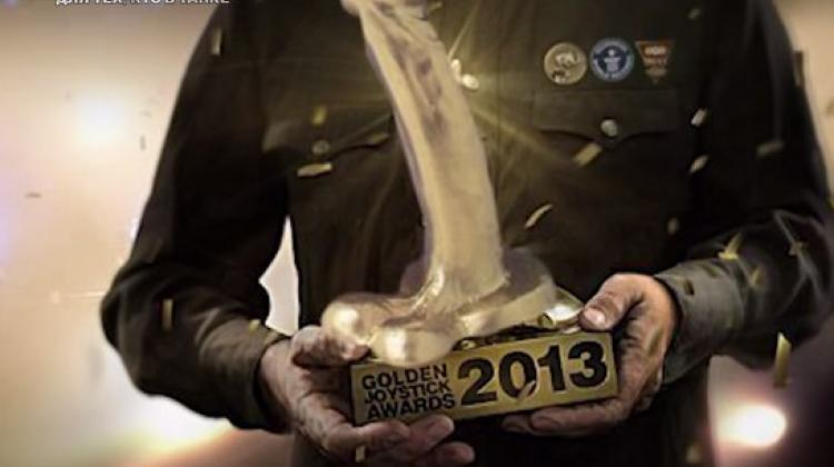 Golden Joysticks Awards 2015 без Wargaming  Новости