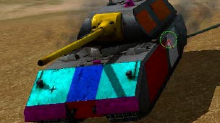 Маус танк - зоны пробития Танки
