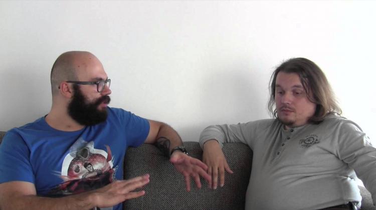 Интервью со Славой Макаровым Новости